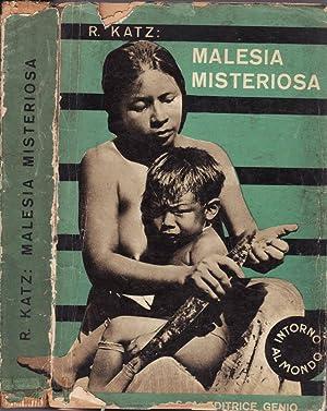 MALESIA MISTERIOSA: RICCARDO KATZ