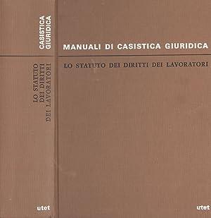 Lo statuto dei diritti dei lavoratori (Le: AA.VV.
