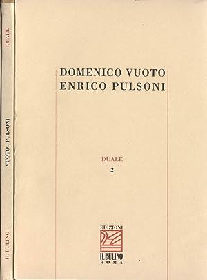 Duale L' altro sguardo: Domenico Vuoto -