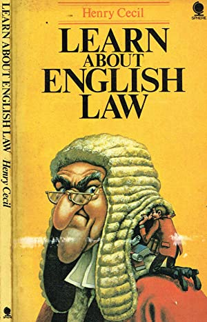 LEARN ABOUT ENGLISH LAW: HENRY CECIL