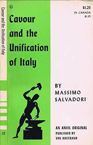 Cavour and the Unification of Italy Vol. 53
