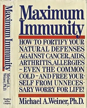 Maximum Immunity: Michael A. Weiner