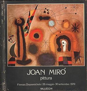 Pittura: Joan Mirò
