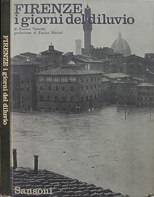 Firenze i giorni del diluvio: Franco Nencini