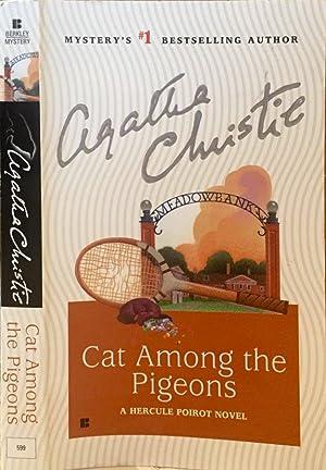 Cat Among the Pigeins A Hercule Poirot: Agatha Christie