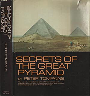 Secrets of the Great Pyramid: Peter Tompkins