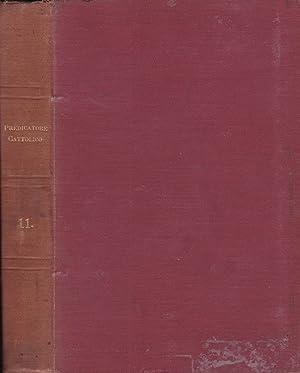Il predicatore cattolico- Anno XI Serie I,: Sac. Prof. Sebastiano