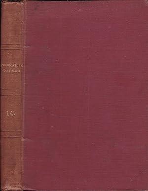 Il predicatore cattolico- Anno XIV Serie I,: Sac. Prof. Sebastiano