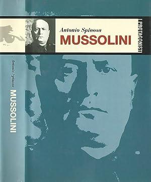 Mussolini: Antonio Spinosa