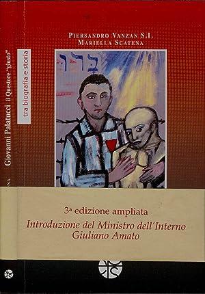 """Giovanni Palotucci il Questore """"giusto"""": Piersandro Vanzan S."""