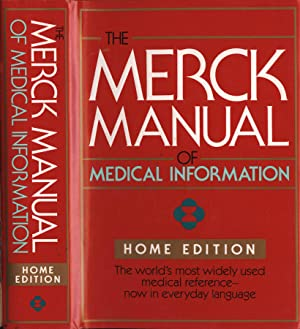 The Merck manual of medical information Home: AA. VV.