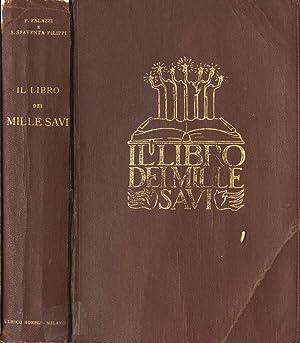 Il libro dei mille savi: F. Palazzi -