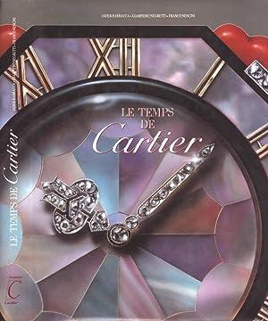 Le temps de Cartier: Jader Barracca -