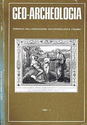 Geo-Archeologia I Miti della Creazione nel Vicino: AA.VV