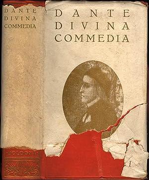 La Divina commedia: Dante Alighieri, autore;