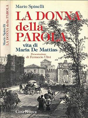 La donna della Parola Vita di Maria: Mario Spinelli