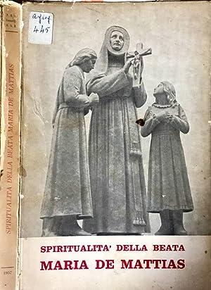 Spiritualità della beata Maria De Mattias: Amato Ceccarelli