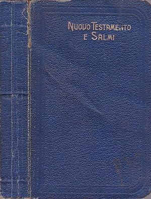 Il Nuovo Testamento del Nostro signore e: AA VV