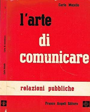 L'ARTE DI COMUNICARE: CARLO MAJELLO