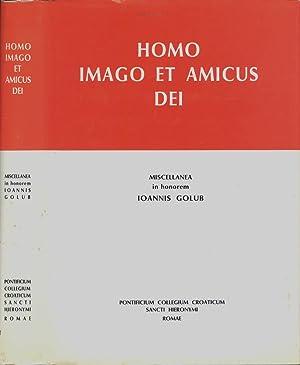 Homo imago et amicus Dei - L'uomo-Immagine: Ratzo Peric, a