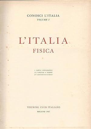 L'Italia fisica (vol. I): AA.VV.