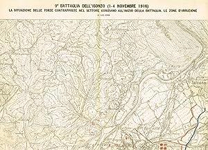 9 BATTAGLIA DELL'ISONZO ( 1-4 NOVEMBRE 1916: AA.VV