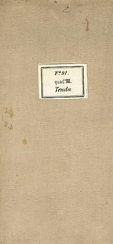 TENDA F 91 QUAD III DELLA CARTA: BIANCHI, ARMANDI, SIMONETTI