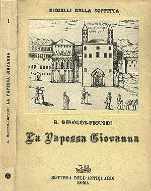 LA PAPESSA GIOVANNA: A. BIANCHI GIOVINI