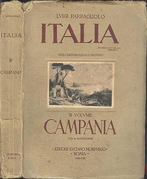 Italia (Negli scrittori italiani e stranieri) III: Luigi Parpagliolo