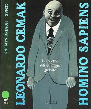 HOMINO SAPIENS: LEONARDO CEMAK