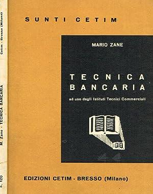 Tecnica bancaria ad uso degli istituti tecnici commerciali for Istituti tecnici