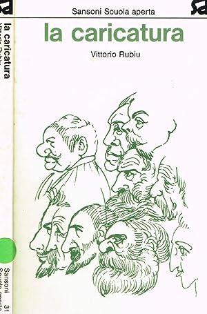 LA CARICATURA: VITTORIO RUBIU