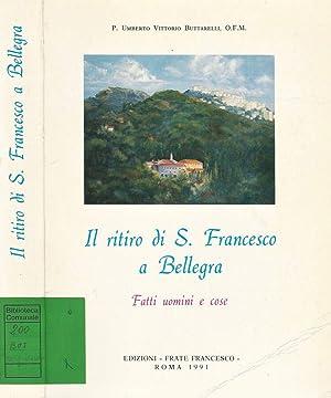 Il ritiro di S. Francesco a Bellegra: P. Umberto Vittorio