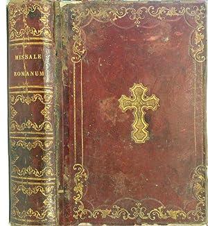 Missale Romanum ex decreto Sacrosancti Concilij Tridentini: AA.VV.