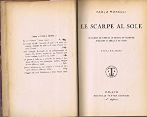 Le Scarpe al Sole Cronaca di Gaie: Paolo Monelli