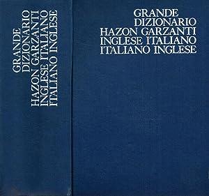 GRANDE DIZIONARIO INGLESE ITALIANO, ITALIANO INGLESE: MARIO HAZON