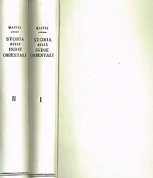 ISTORIA DELLE INDIE ORIENTALI: GIOVAN PIETRO MAFFEI
