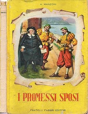 I promessi sposi riduzione per ragazzi di: Alessandro Manzoni, autore;