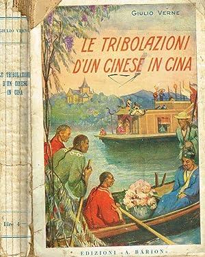 LE TRIBOLAZIONI D'UN CINESE IN CINA IL: GIULIO VERNE