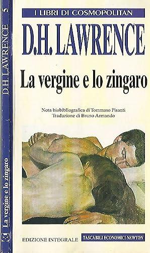 La vergine e lo zingaro: David Herbert Lawrence