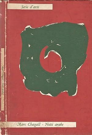 Notti arabe: Marc Chagall