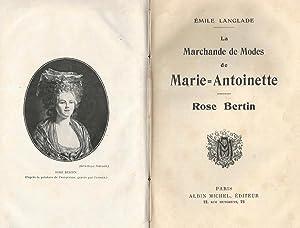 La Marchande de Modes de Marie -: Emile Langlade