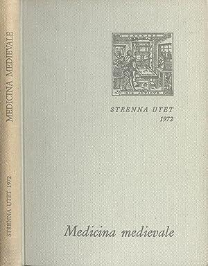 Strenna UTET 1972 - Medicina medievale Testi: Luigi Firpo, a