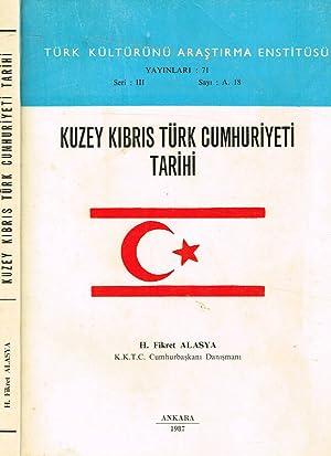 KUZEY KIBRIS TURK CUMHURIYETI TARIHI: H.FIKRET ALASYA