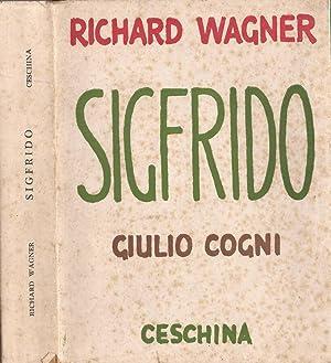Sigfrido (Siegfried): Richard Wagner