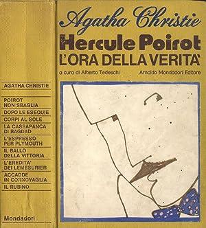 Hercule Poirot. L' ora della verità: Agatha Christie