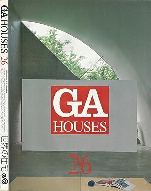 GA Houses N. 26 Global Architecture: AA.VV.