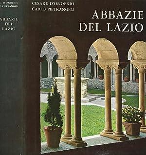 Abbazie Del Lazio: Cesare D' Onofrio