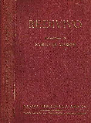 REDIVIVO: EMILIO DE MARCHI