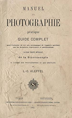 Manuel de Photographie pratique Guide Complet